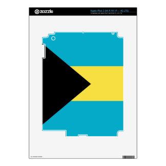 Bahamas iPad 3 Pegatina Skin