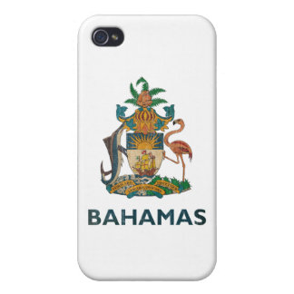 Bahamas iPhone 4/4S Covers