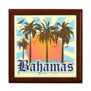 Beach Themed Bahamas Islands Beaches Gift Box