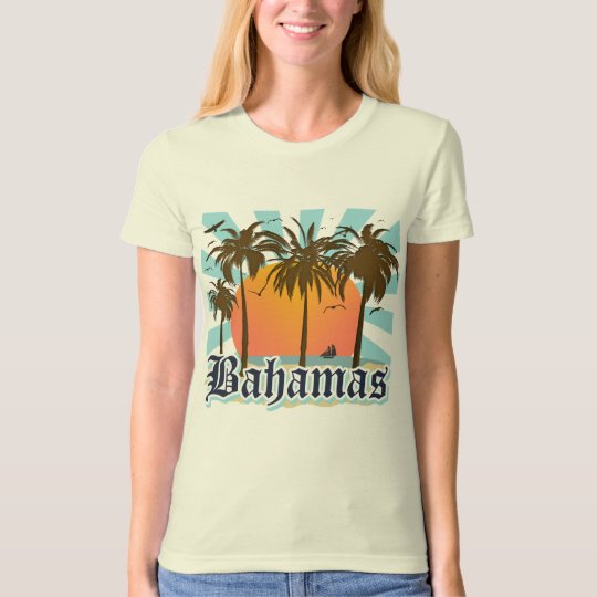 Bahamas Islands Vacation T-Shirt