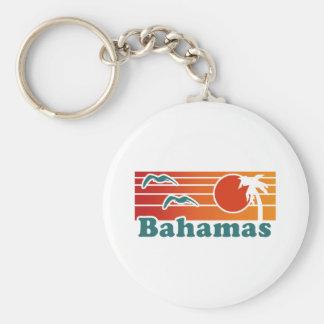 Bahamas Keychain