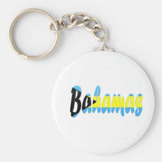 Bahamas Llavero Personalizado