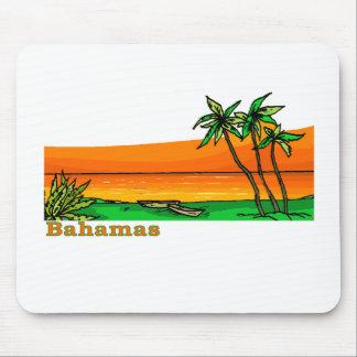 Bahamas Mousepads