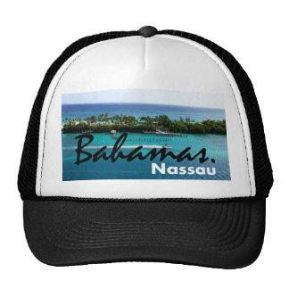 Bahamas Nassau Coastline Trucker Hat