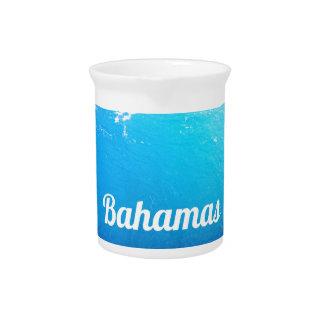 Bahamas Ocean Drink Pitcher