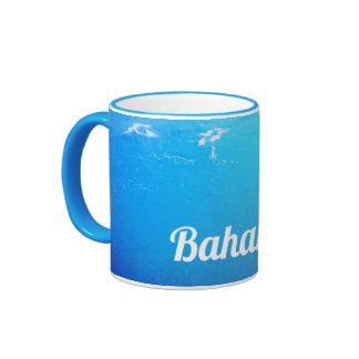 Bahamas Ocean Ringer Coffee Mug