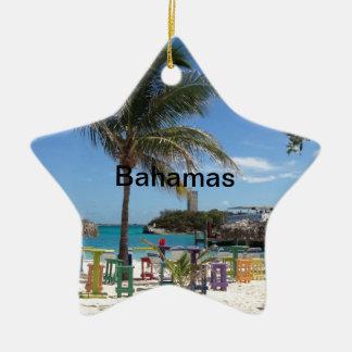 Bahamas Christmas Tree Ornament