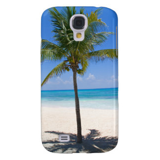 Bahamas Palm Galaxy S4 Cover