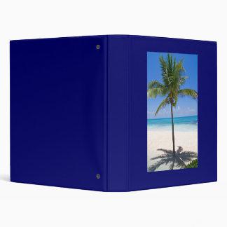 Bahamas Palm Tree Binder