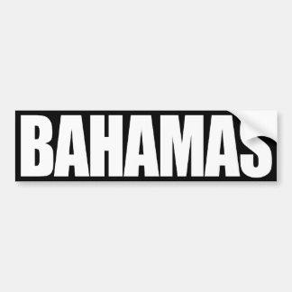Bahamas Pegatina Para Auto