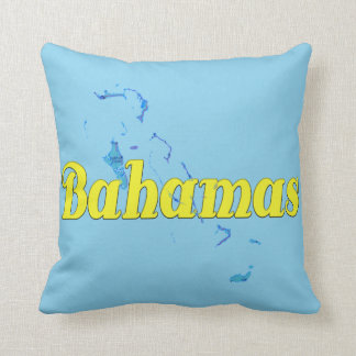 Bahamas Pillow