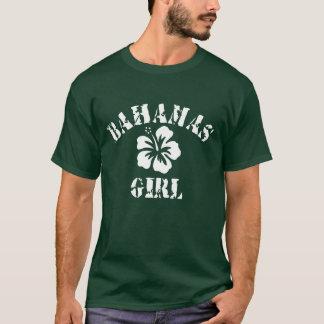 Bahamas Pink Girl T-Shirt