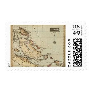 Bahamas Postage Stamp
