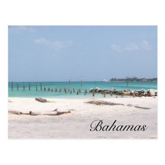 Bahamas Postcard