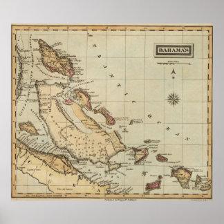 Bahamas Póster