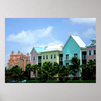 Bahamas Poster
