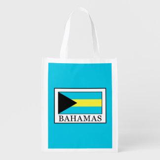 Bahamas Reusable Grocery Bag