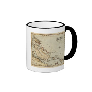Bahamas Ringer Mug