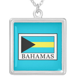 Bahamas Silver Plated Necklace