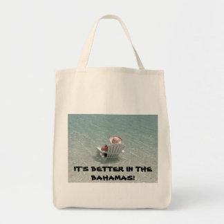 BAHAMAS SMALL SHOPPING BAG