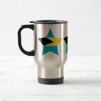 Bahamas Star Travel Mug