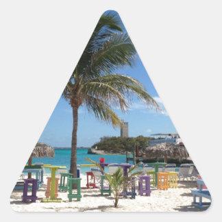 Bahamas Stickers