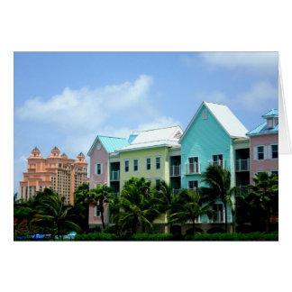 Bahamas Felicitacion