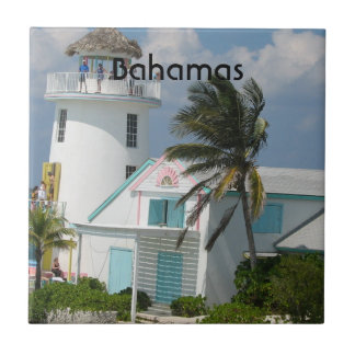 Bahamas Small Square Tile