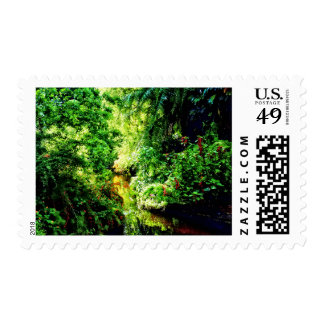 Bahamas - Tropical Paradise Postage Stamp