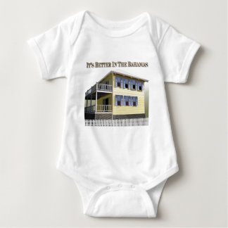 Bahamian Architecture Infant Creeper
