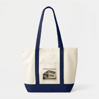 Bahamian Architecture Tote Bag