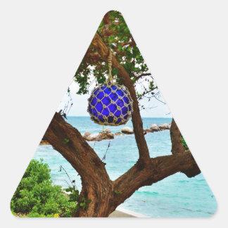 Bahamian baubles sticker