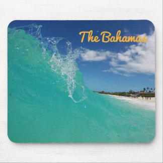 Bahamian Beach Mouse Pad