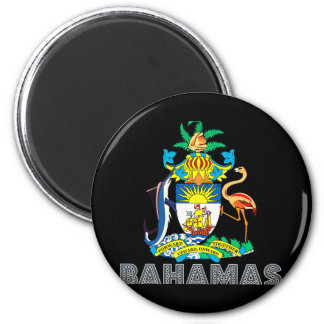 Bahamian Emblem Magnet