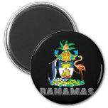 Bahamian Emblem Refrigerator Magnets