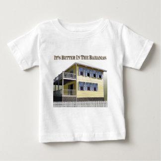 Bahamian Home Baby T-Shirt