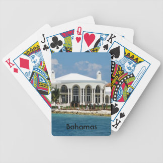 Bahamian Home Bicycle Playing Cards