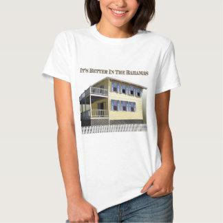 Bahamian Home T Shirt