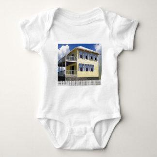 Bahamian House Baby Bodysuit