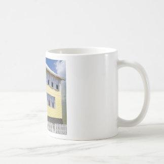 Bahamian House Coffee Mug