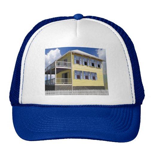 Bahamian House Mesh Hats