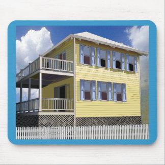 Bahamian House Mouse Pad