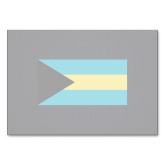 Bahamian National flag of Bahamas-01.png Table Cards