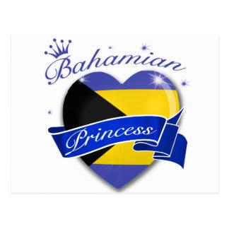 Bahamian Princess Postcard