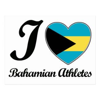 bahamiaN sport designs Postcard