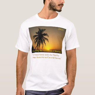 Bahamian Sunset-Husband T-Shirt