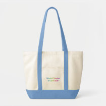 Bahavioral Therapists Are Special People Tote Bag