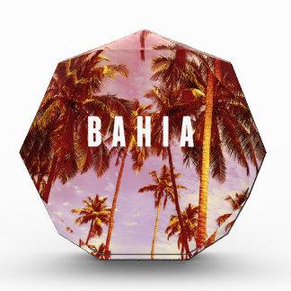 Bahia Acrylic Award