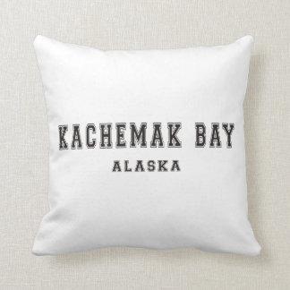 Bahía Alaska de Kachemak Cojín