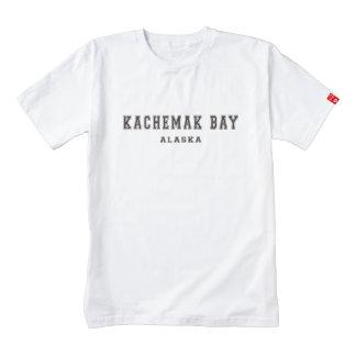 Bahía Alaska de Kachemak Playera Zazzle HEART